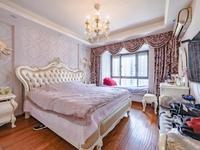 品质小区 星河国际 精致欧装大3房 3朝南黄,金层 采光佳