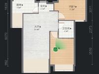万达广场高层毛坯房,采光好,出门就是地铁口,本身就是商业综合