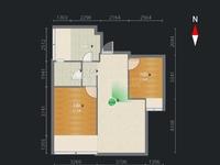 景瑞英郡 毛坯2房 86平 125万,满2 看房随时