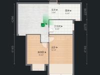 前桥 华山苑毛坯2房 84平 110万,满 2看房随时,价格好谈