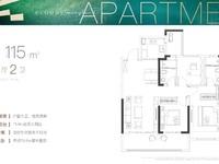 出售中海 云樾里3室2厅2卫120平米面议住宅