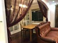 常发豪庭国际精装修房低价出租