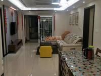 小新桥,滨江明珠城豪华装修,家电家具全留,拎包入住200万,几乎没有住过