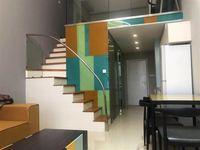 直签!九洲新世界旁江南经典挑高5.4米现房公寓,可贷款