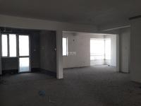 鹤苑新都 一电梯两户 罕见毛坯大平层 4房2厅4阳台 局小实中 距D铁站396米