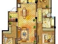常发香堤半岛洋房一楼底复4室2厅2卫137平实际260平米208万住宅