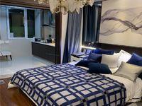 新北锦鲤公寓总价42万起买套房,地铁口的房子毗邻新北万达商圈