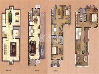 青枫壹号别墅295平5室2厅3卫毛坯售价650万