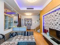 翡翠湾花园四室两厅 高挑高 复式 房子极其宽敞舒适 看房方便 可做四房无遮挡
