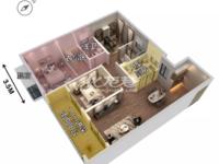 期房中海 云樾里3室2厅2卫115平米面议住宅