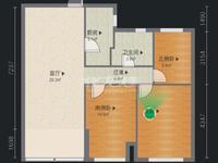 绿地世纪城 精装小三房 不靠高架 三开间朝南 有钥匙随时看房