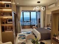红星国际爱琴海铂寓主力面积33--60平,顶计价格7500--8500!