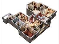 急售金地天际复式 品质豪宅 绿化好 配套完善 拎包入住 真实在售 满两年 新上