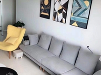 滨江明珠城 一期 精装大3室单价1.2万免个税