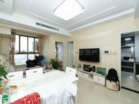 新北区,银河湾二期小两室精装修,两房朝南,高层,视野宽阔