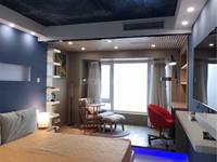 红梅公园御翠园全新豪装4房未入住 楼层佳 环境优美 满2急售