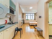 地铁口 路劲又一城 精装一室公寓 朝南 拎包入住