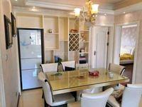 清枫公园宝龙广场旁 豪华装修三居室 满两年 边户 好楼层