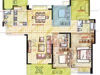 武宜路星河国际大平层4房毛坯 中高楼层房子敞亮 满二 房东急卖