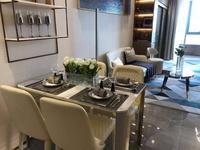 红星爱琴海商业综合体铂金公寓单价6800起66平做1房随时看