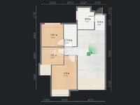 保利公园九里 近青枫公园 高端品质小区3室2厅1厨1卫1阳台