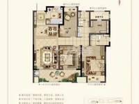 出售三盛璞悦湾3室2厅1卫89平米115万住宅