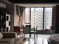 出售新城府翰苑1室2厅1卫58平米豪华装修125万住宅