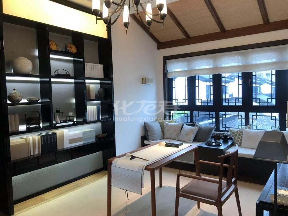 西太湖旁泰富江南印象 苏式园林风格,独栋合院 赠送超大前庭后院