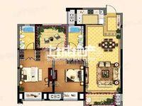 龙湖龙誉城中层110平3室2厅2卫精装售价205万