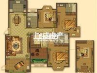大名城中层172平4室2厅2卫毛坯售价298万