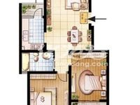 河海新邦2楼91平2室2厅1卫简装售价106万不靠高价,采光不受任何影响