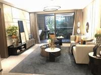 彩虹城旁花语江南143平4房精装空调和地暖新风系统