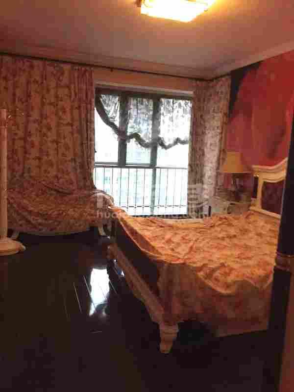 御城环岛上的房子大平层一梯一户空中别墅精装修实验小学机关幼儿