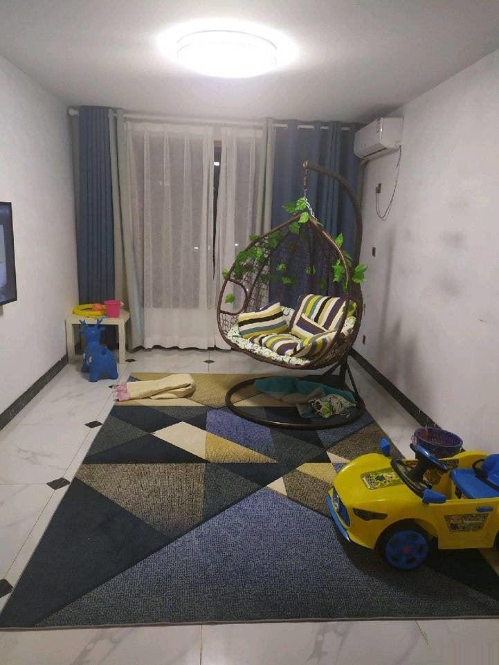 地铁一号线环球港燕阳花园 4室复式 5楼带6楼超大实用面积图