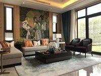 现房在售 环绕花园200平 带30平星空露台 家具家电99新