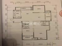 玉兰广场旁 吾悦广场毛坯大平层大三房 三面有阳台 边户 有钥匙 随时看房161平