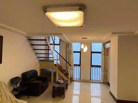 九洲新世界精装修挑高5.4米现房公寓 做两层使用 可以贷款