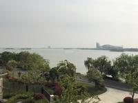 西太湖临湖大平层 楼--王位置 三面临湖翡丽蓝湾毛坯四房三卫 有钥匙随时看