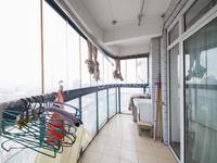 博小北郊可用高层精装修两房朝南户型板正有大阳台观景
