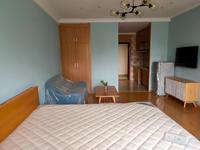 新北万达旁单价一万一平米精装修公寓带阳台家具家电齐全高近