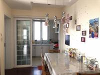 九洲新家园3室2厅1卫114平米精装拎包入住中上楼层边户