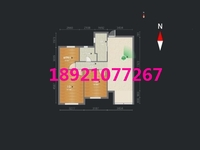 在售!金新鼎邦21楼,毛坯3室,满2可用!