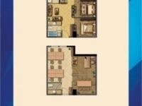 首付3万特惠 景荟公寓 可落户 能读书 民用水电 现房现房