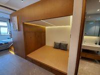 景荟凤凰公寓1室1厅付3万元。总价47万,可小可上学,