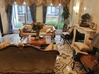 万达旁天誉花园别墅豪华装修286平850w7房6卫带院子