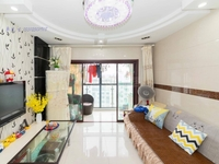 锦海星城旁滨江明珠城精装两房出售,中上楼层视野开阔,采光明亮,诚心出售