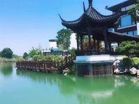 三面环湖,花园环绕,静享奢华! 太湖庄园 高端联排别墅。