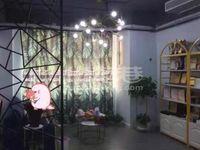 新上急售宝龙广场国际花园103平75万中层40年商住房