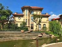 长江国际花园,大花园,双车库,双拼别墅