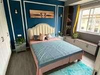 清凉新村豪华装修2居室,户型好,明厨明卫